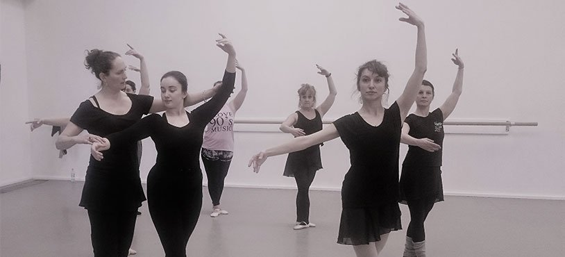 Daily Morning Class: Lisa Tyrrell (Ballet)