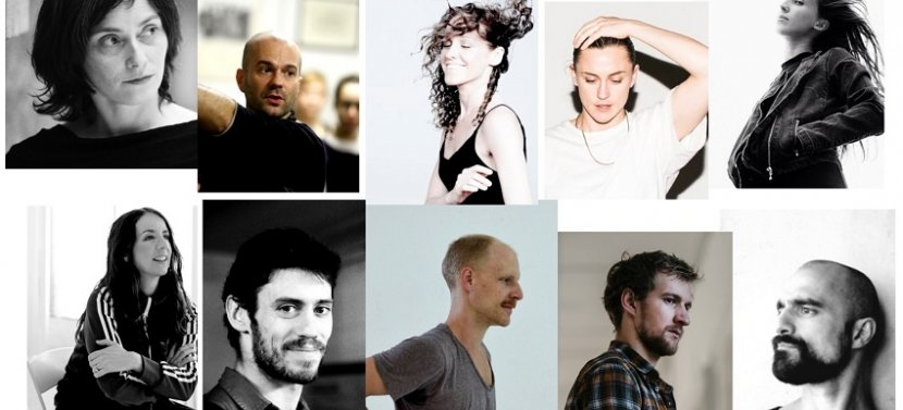 Luke Murphy / Attic Projects Catch8 Workshop Series
