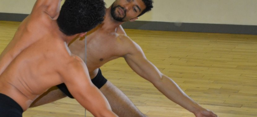 Daily Morning Class: Anderson de Souza (Contemporary)