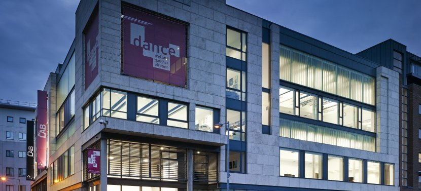Job Opportunity with Dance Ireland