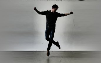 Liam Scanlon Associate Artist Dance Ireland