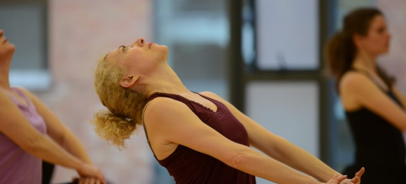 Daily Morning Class: Mariam Ribon (Contemporary)