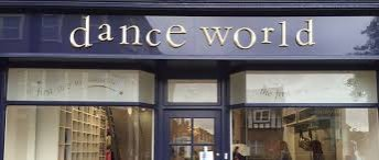Dance World: Retail Store Manager Ranelagh