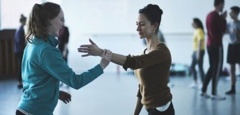First Fortnight: Dance & Wellbeing Workshops with Gwen Mc Hale