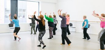 Cancelled until further notice: Dance Classes for People with Parkinson's