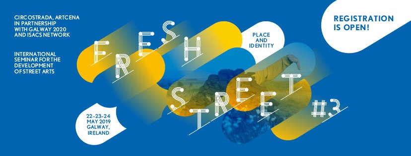 ISACS: 3rd edition of FRESH STREET