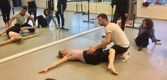Healthier Dancer:  Dance Injury Prevention Screening