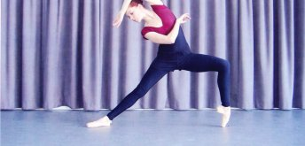 Daily Morning Class: Jane Magan (Ballet)