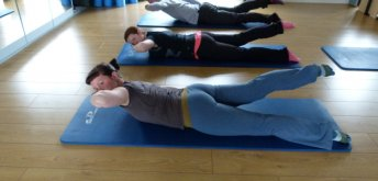 Weekly Wellness Class: Restorative Somatic Movement with Katrin Neue