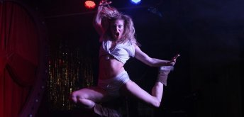 Lucy McCormick: Go-Go Dancing Against The Patriarchy