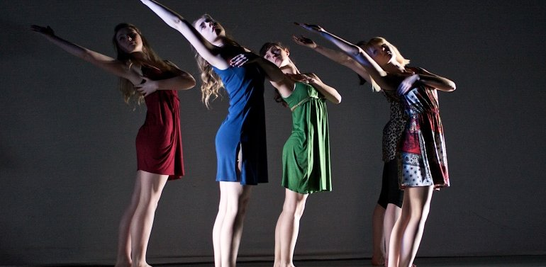 NOISE Moves Youth Dance Festival