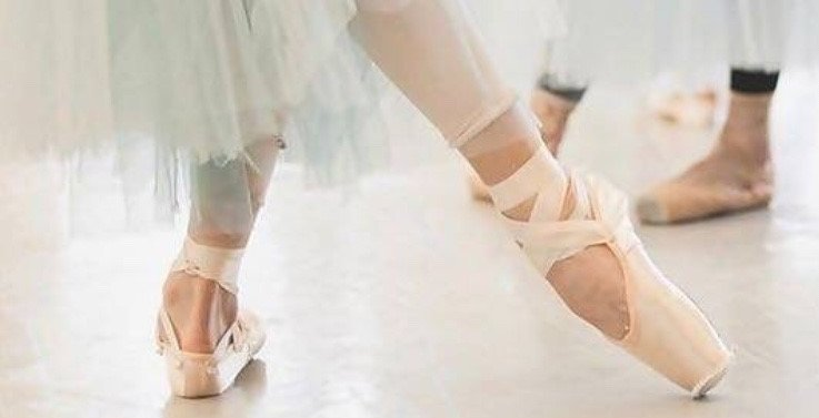 Pointe Work & Preparation for Pointe
