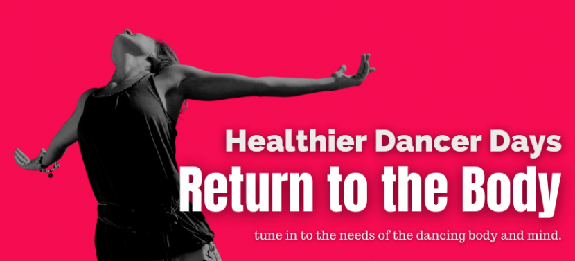 "Healthier Dancer Days: ""At home"" training for strength and conditioning"