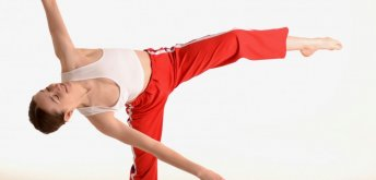 Contemporary Dance Class with Roisin Whelan