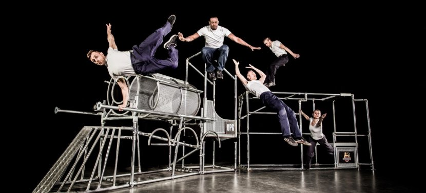 Where Dance Meets Circus: Dramaturgy with Lou Cope