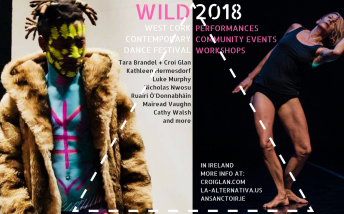 WILD: West Cork Contemporary Dance Festival 11-18 Aug