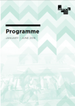 Dance Ireland Programme Jan-Jun 2016