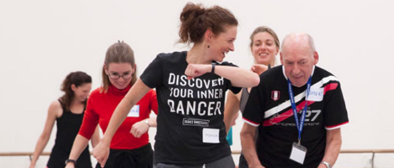 Introduction to Dance for People Living with Parkinson's: A Two-Day Workshop