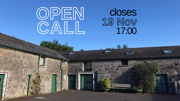 Shawbrook Residencies: Open Call